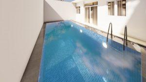 perbaikan kolam renang dan jasa pembuatan kolam renang murah bergaransi Jakarta, kontraktor spesialis jasa renovasi kolam renang terbaik Depok
